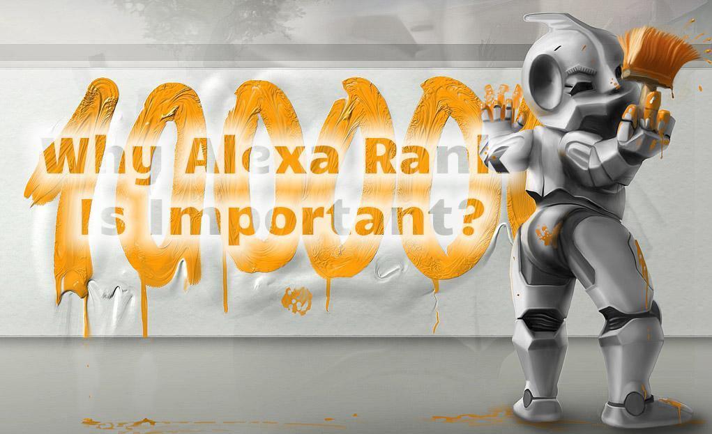 Alexa-Rank