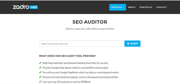 SEO-Auditor