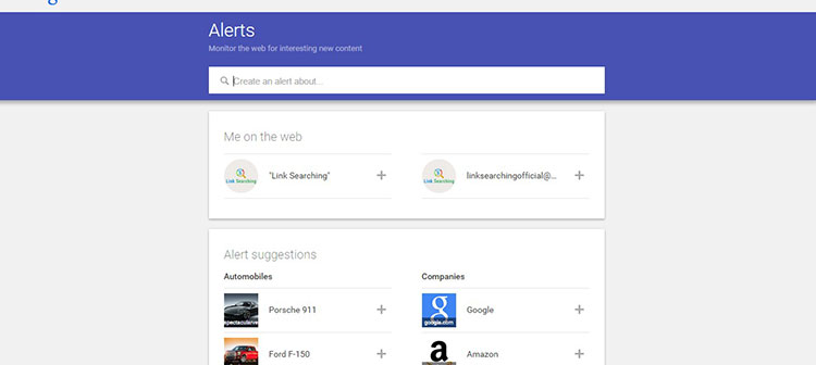 Google-Alters